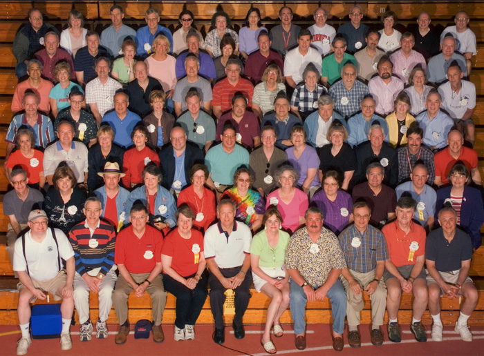 Official 35th Reunion Group Photo