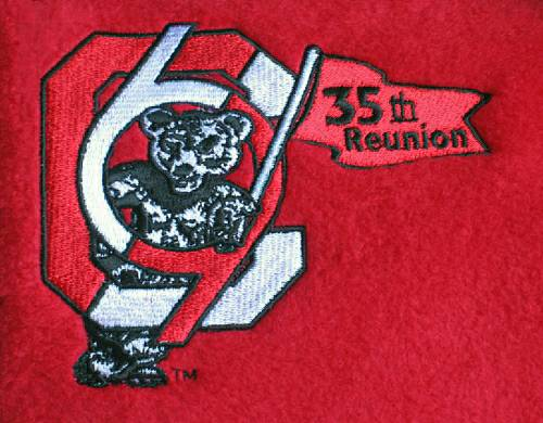 35th Reunion Logo